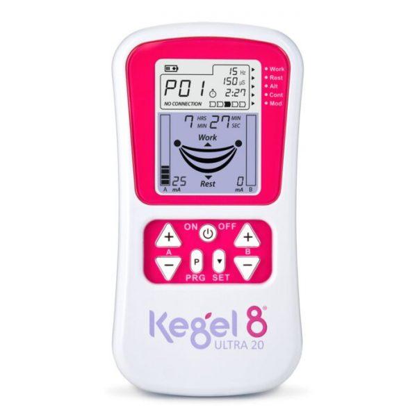 Kegel8 Ultra 20 - gátizomerősítő - otthoni gátizom tornáztató gép és szonda