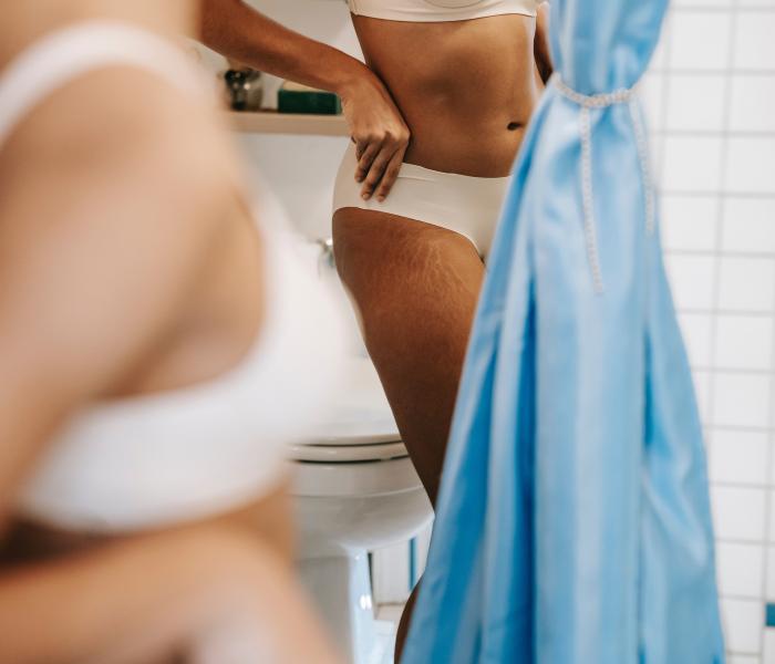 Furcsa érzések, gyakori vizelési inger és húgyúti fertőzések? Az inkontinencia jelei lehetnek.